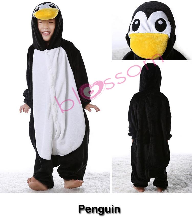 61fd72f481dc Details about Animal Onesies Kids Boys Girls Children Kigurumi Cosplay