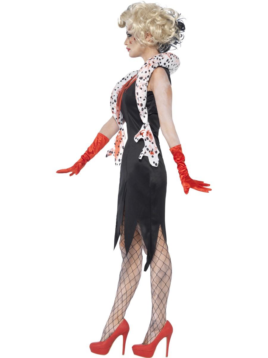 Description zombie evil madame womens costumes zombie evil madame