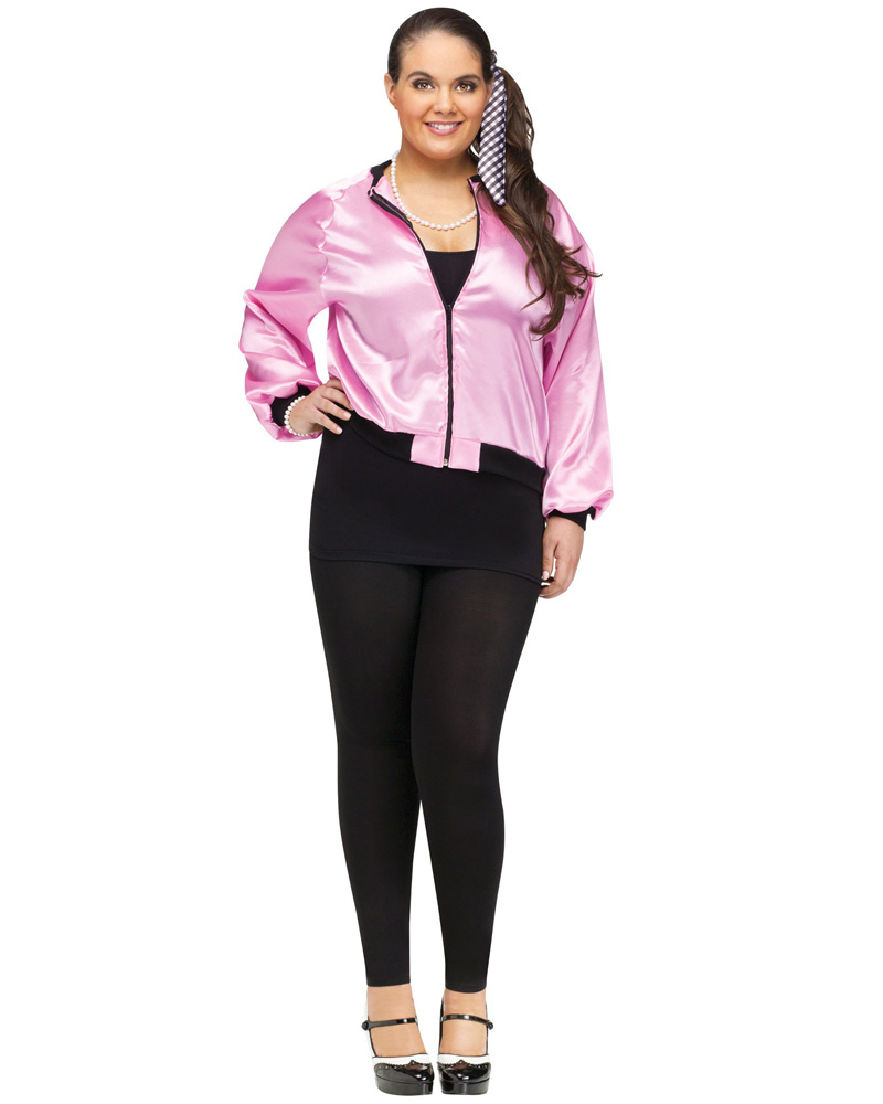 Pics Photos - Pink Lady Costume Pink Lady Jacket Grease Fancy Dress ...