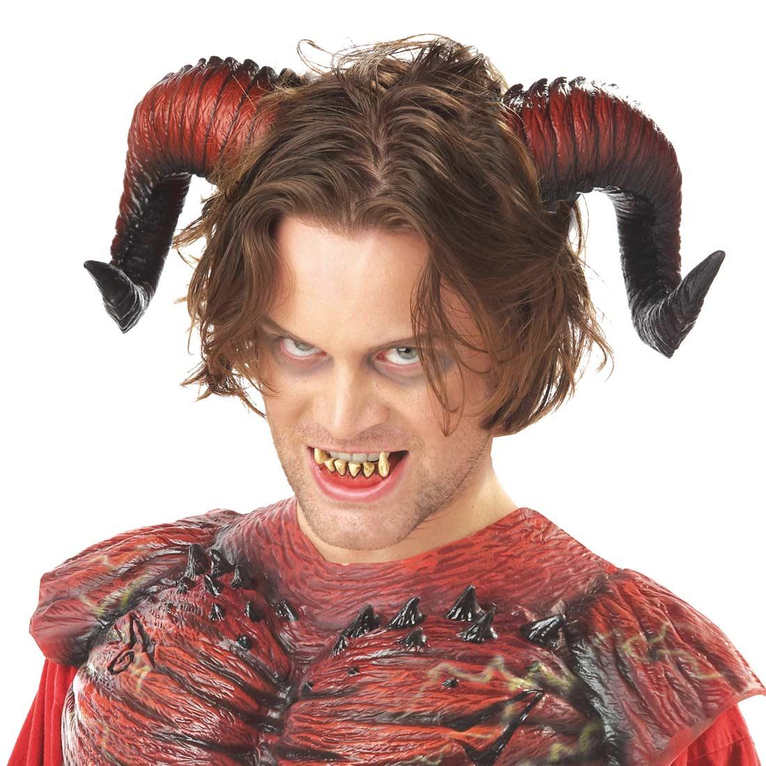 item specifics - Devil Horns For Halloween