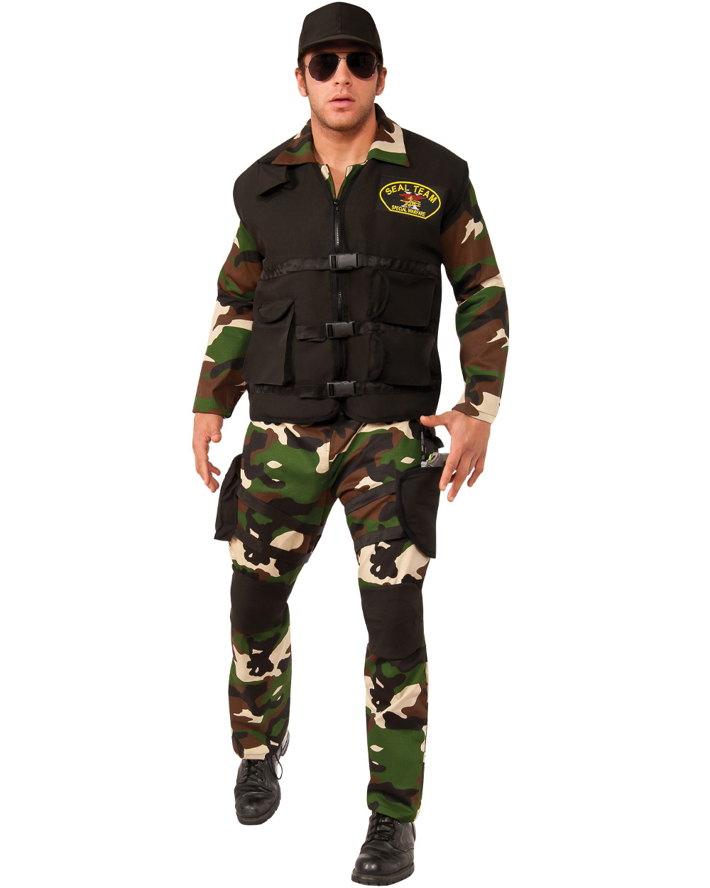See our Military costumes in sizes for men. Get ready for fun and adventure! You'll love our great prices and selection, only at Costume Craze!