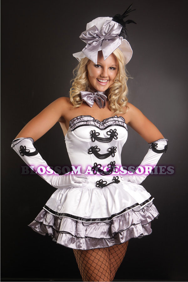 B40 1920u0026#39;s Moulin Rouge Paris Burlesque Showgirl Halloween Fancy Dress Costume | EBay