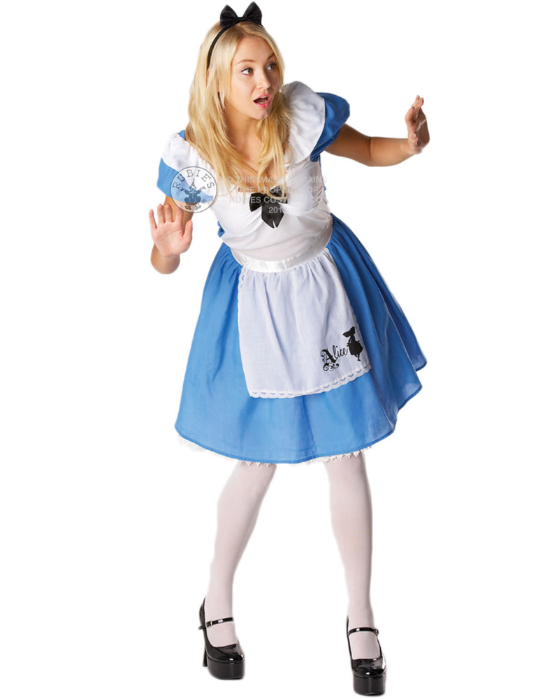 make alice in wonderland costumes