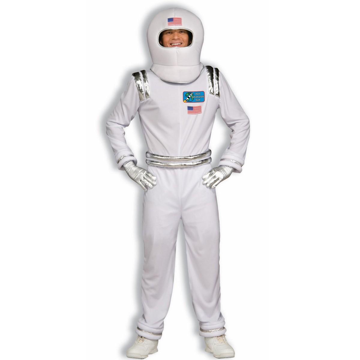 C397 Mens Space Camp Suit Adult Astronaut Halloween Fancy ...