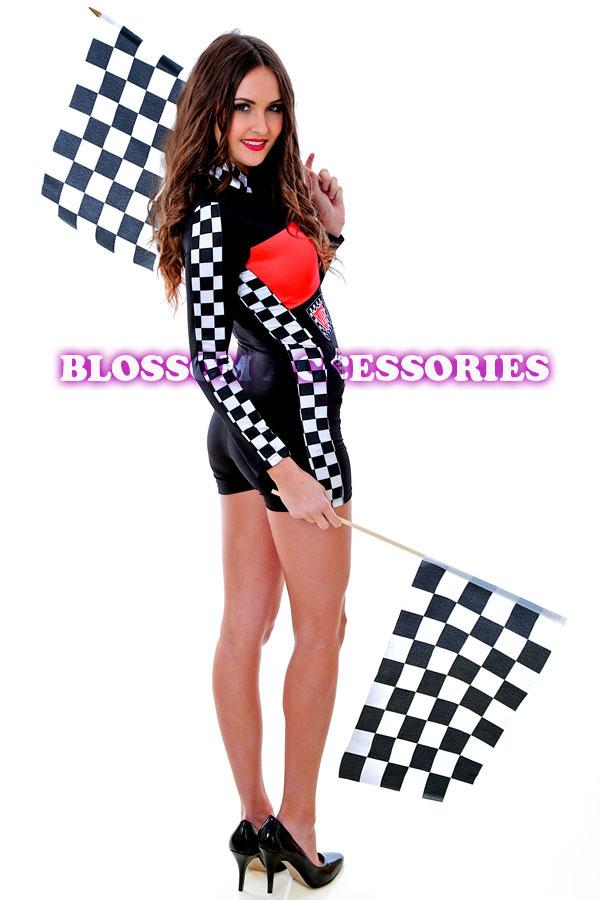 j82 racer racing sport driver costume super car grid girl. Black Bedroom Furniture Sets. Home Design Ideas