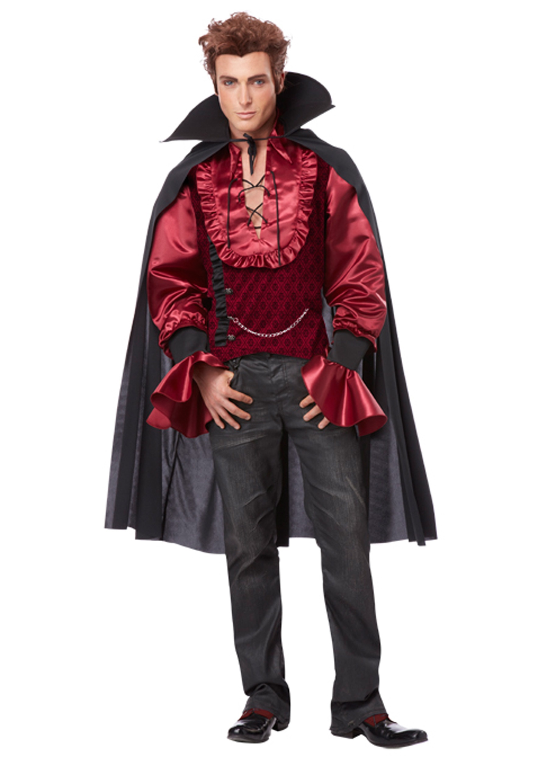 does not apply - Halloween Dracula Costumes