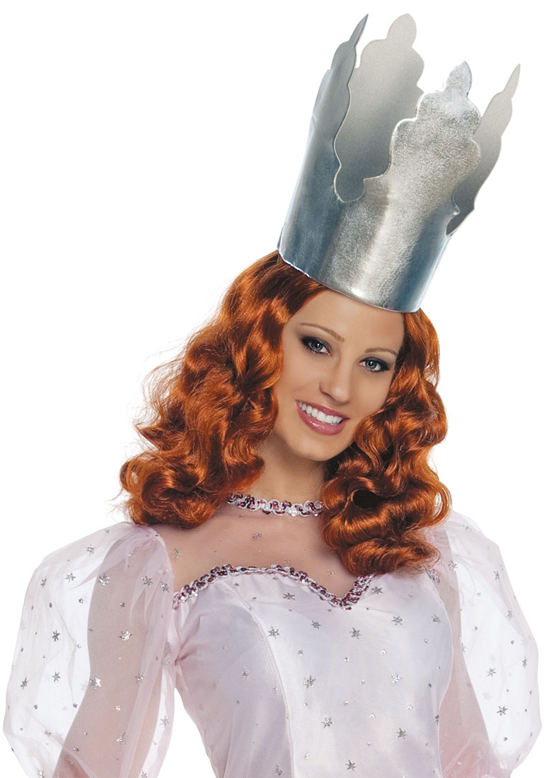 W246 Deluxe The Wizard of OZ Glinda Good Witch Adult Party Costume Wig