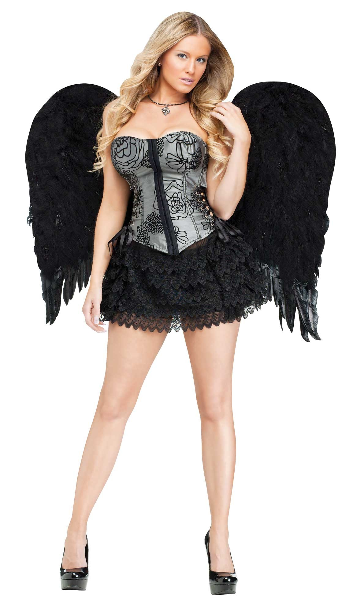does not apply theme angel halloween - Halloween Costumes Angel Wings