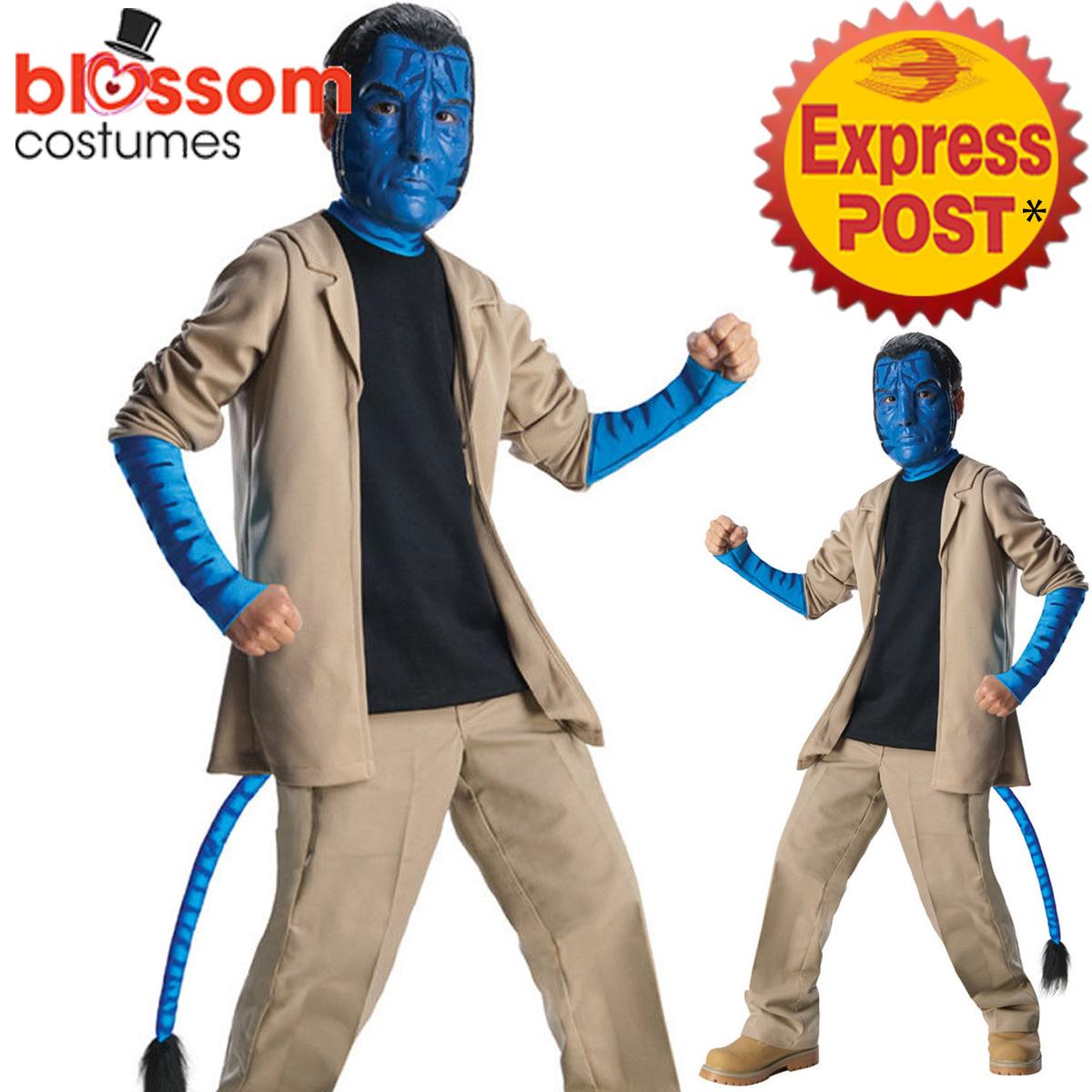 ck1127 dekuxe avatar movie jake sully child boys costume fancy dress