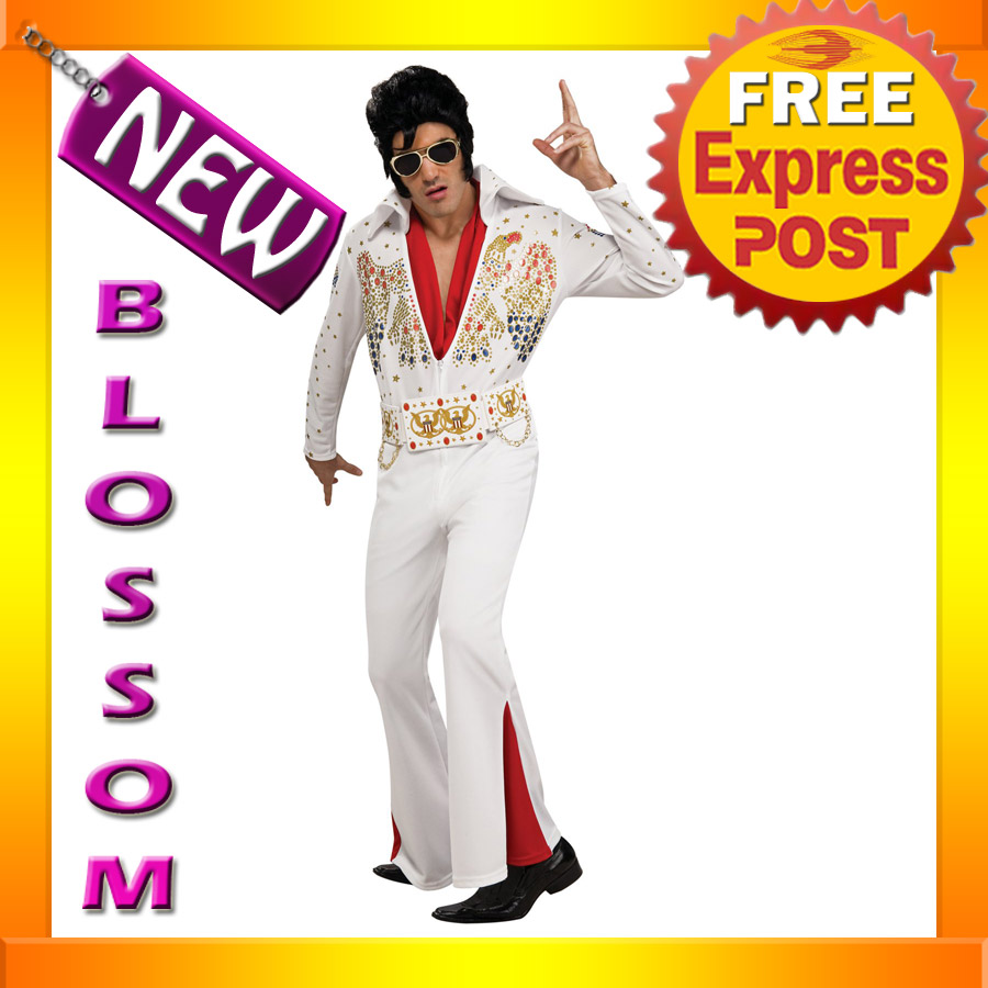C299-Elvis-Presley-Rock-and-Roll-Licensed-50s-Rock-Star-DELUXE-Adult-Costume