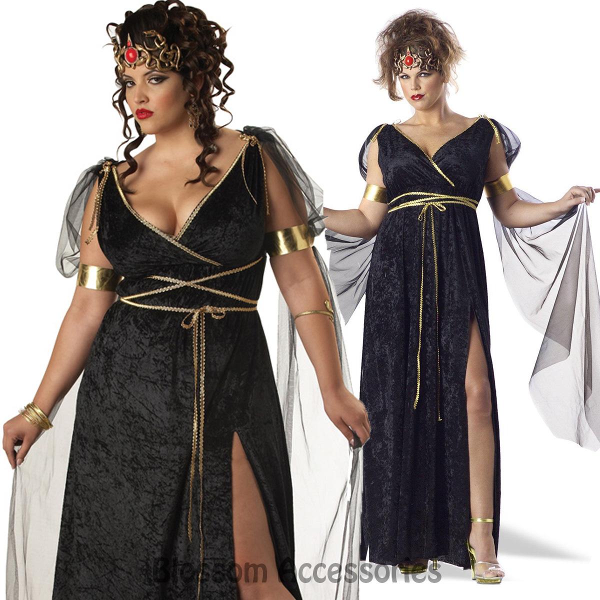 Greek Goddess Costume Womens