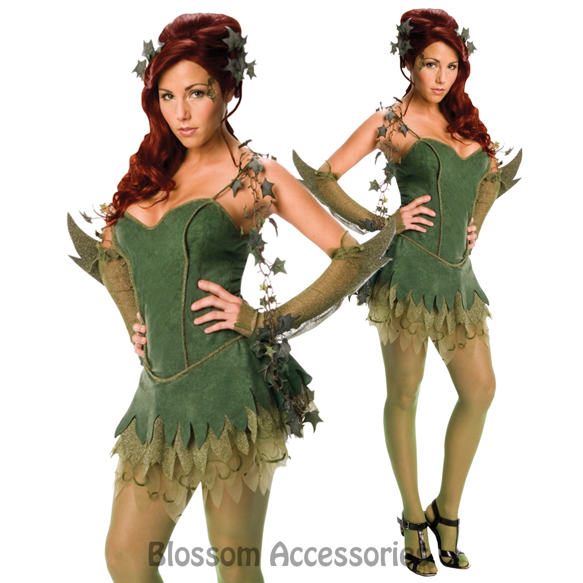 Female Villian Costumes & Top-14-beauty-villain-costume-designs