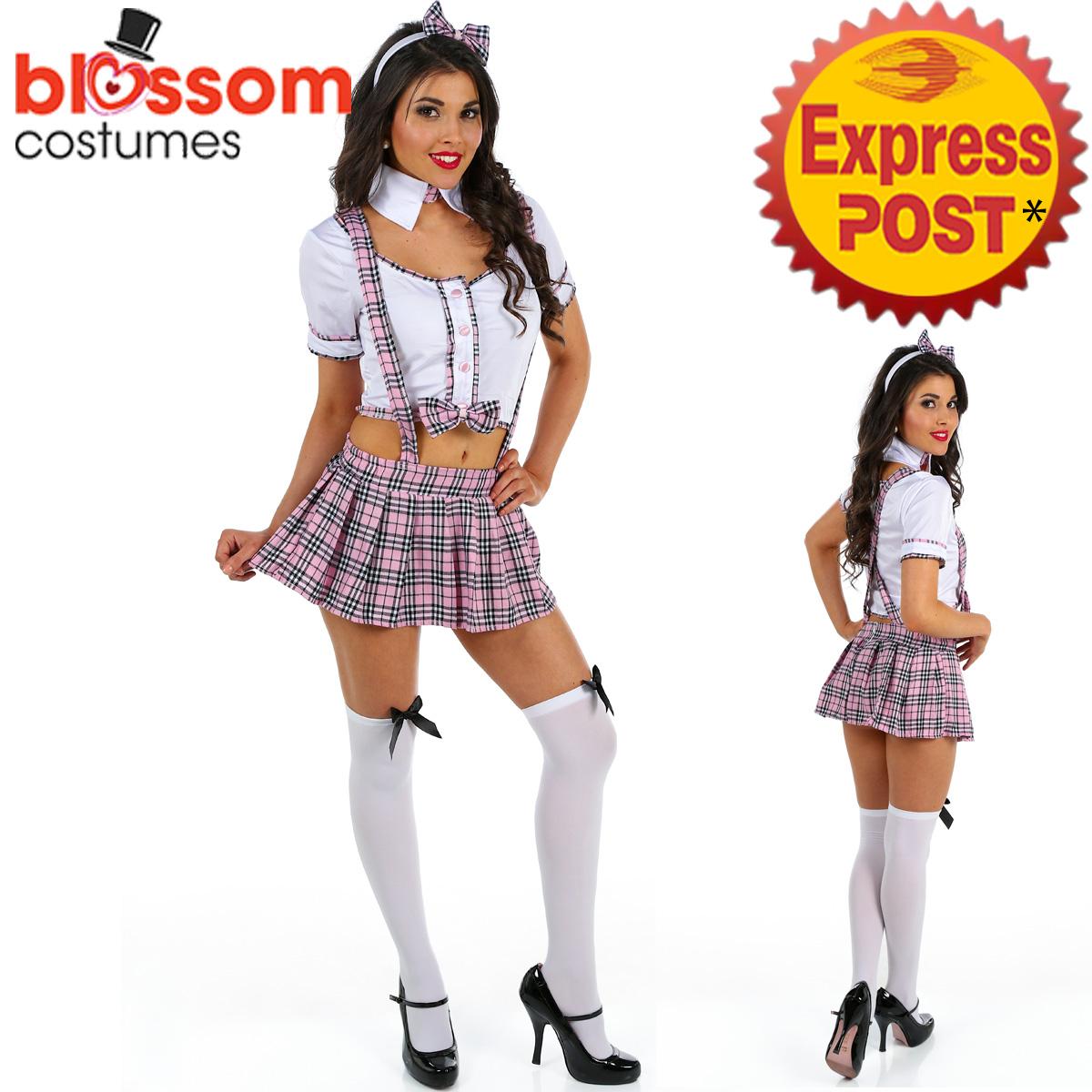 Image Is Loading G30 Las School Uniform Fancy Dress Up