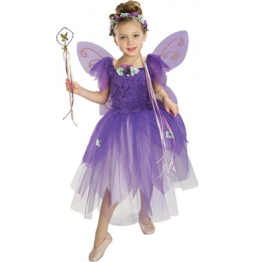 Ck plum pixie purple fairy wings book week fancy