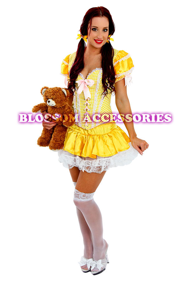 does not apply - Goldilocks Halloween Costumes