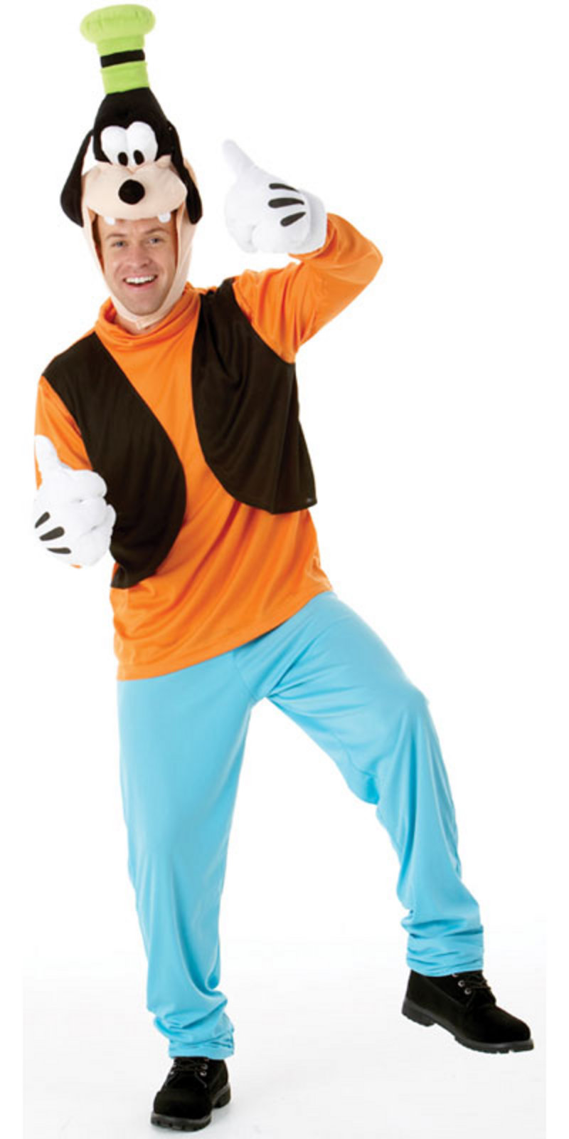 Cartoon Characters To Dress Up As : C licensed disney goofy mens fancy dress up party