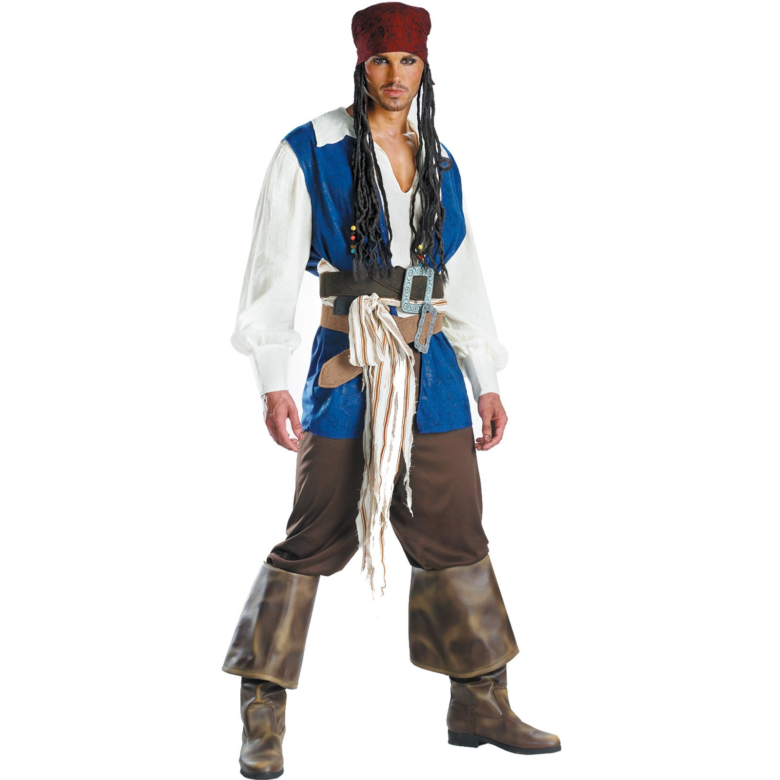 does not apply - Jack Sparrow Halloween Costumes