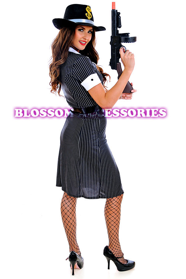 Awesome Mama Women Gangster Costume Product Code Rm4109 Gangsta Mama Women