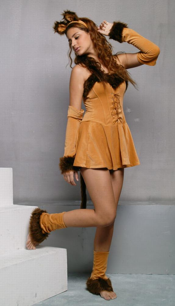 Model Pics Photos  Lion Fancy Dress Fancy Dress Costume Part No Ch 88065v