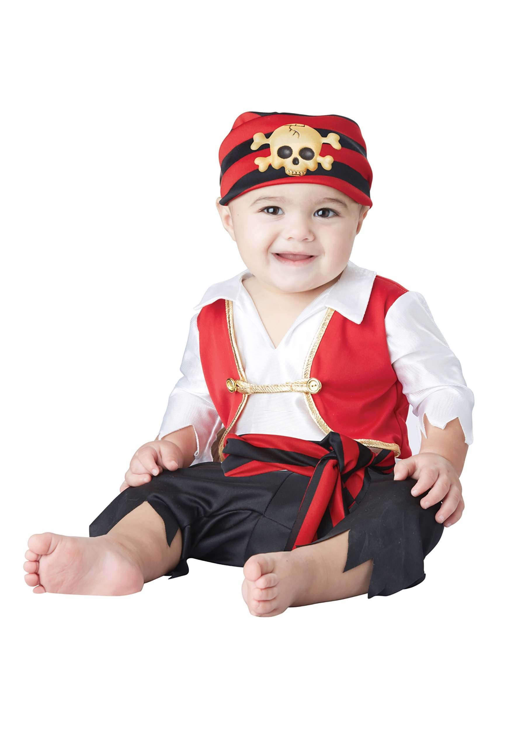 CK912 Pee Wee Pirate Infant Toddler Boys Kid Child Fancy