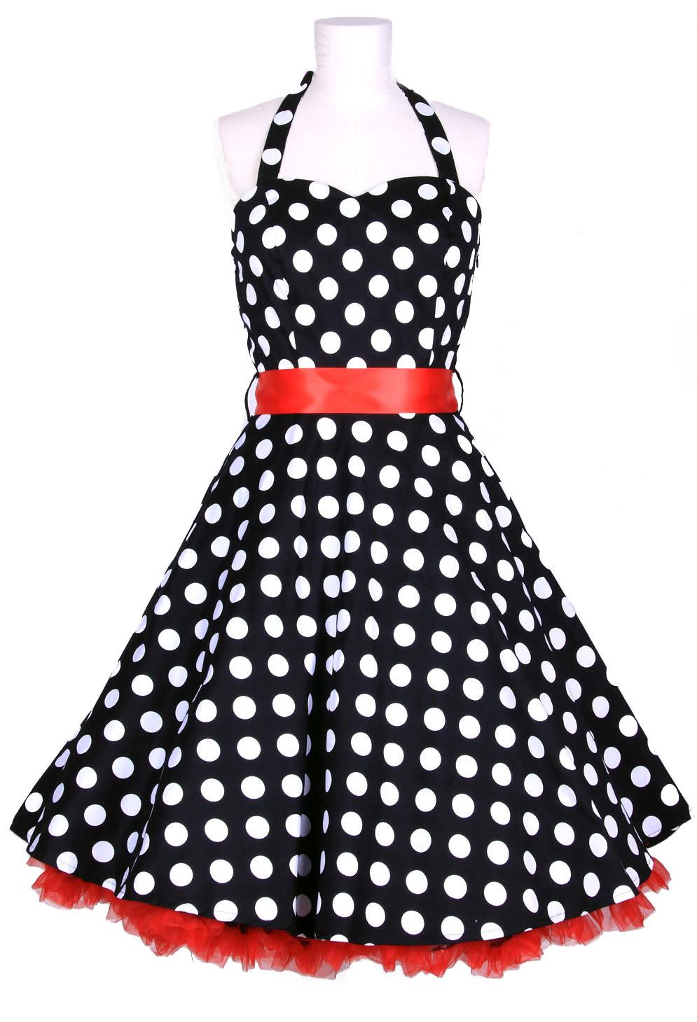 Сшить платье в горох модели