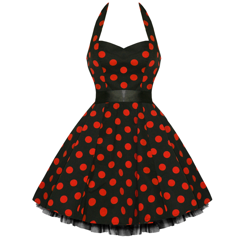 50s Short Dresses