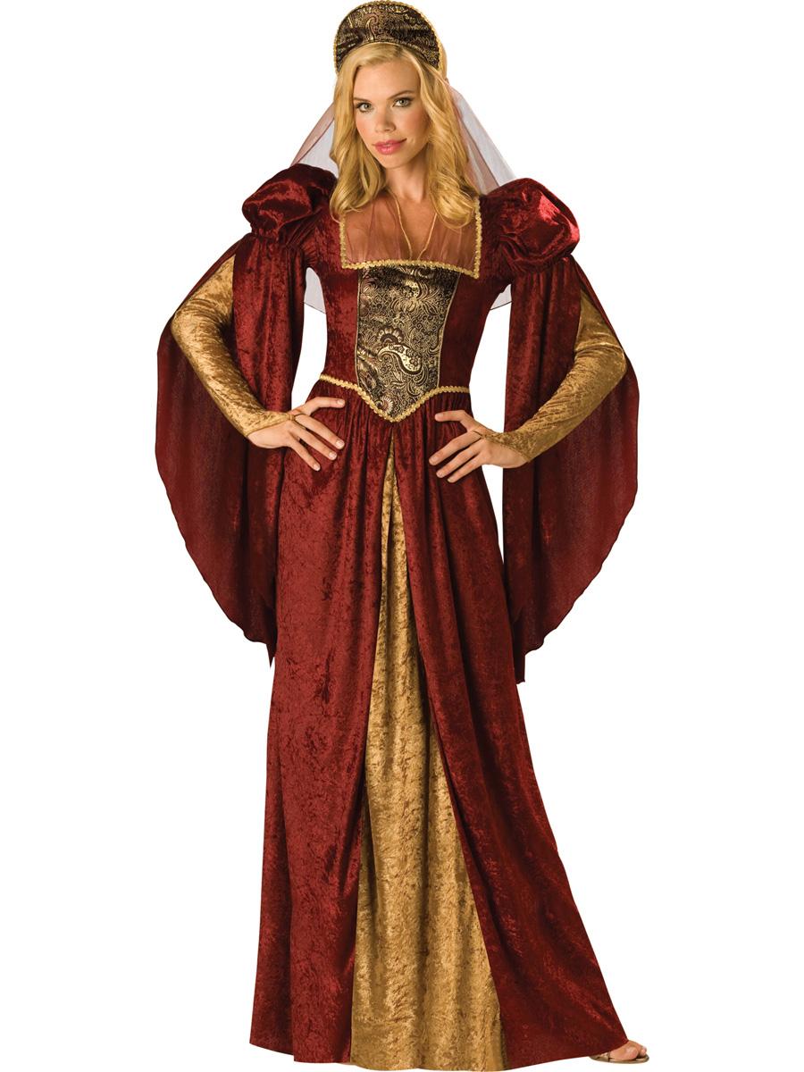 C630 Renaissance Maiden Medieval Party Fancy Dress ...