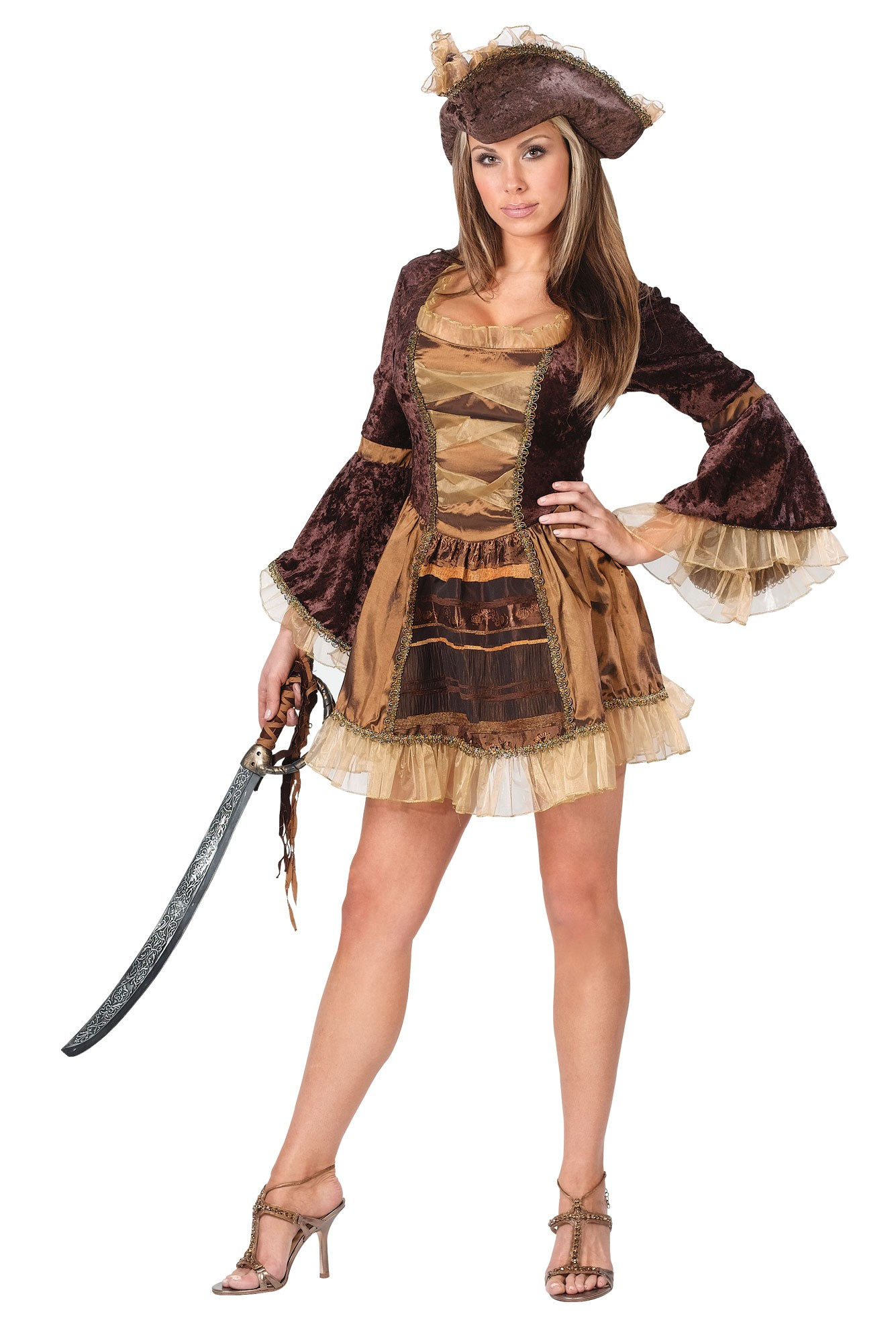 Sexy pirate halloween costume possible and