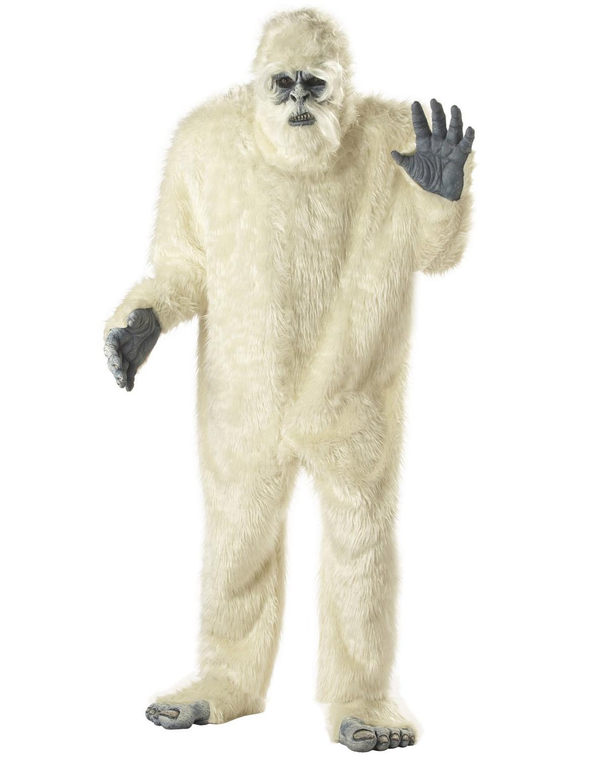 Yeti Costume   eBay