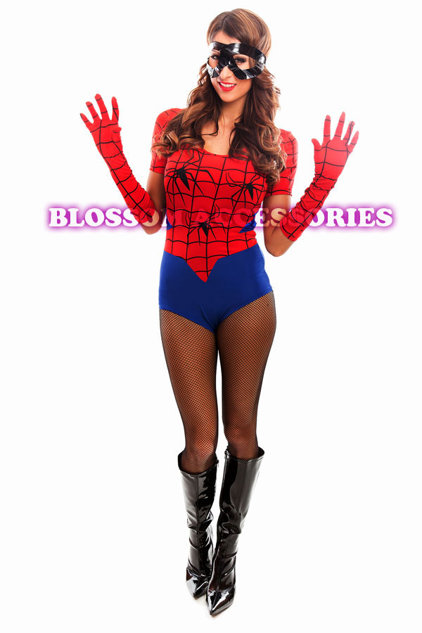 does not apply - Spider Girl Halloween Costumes