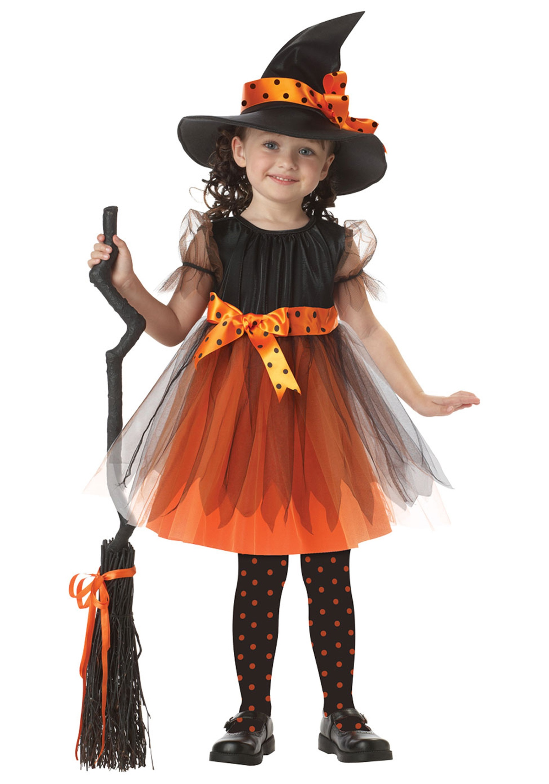 CK18 Charmed Witch Fancy Dress Up Girls Toddler Kids Book