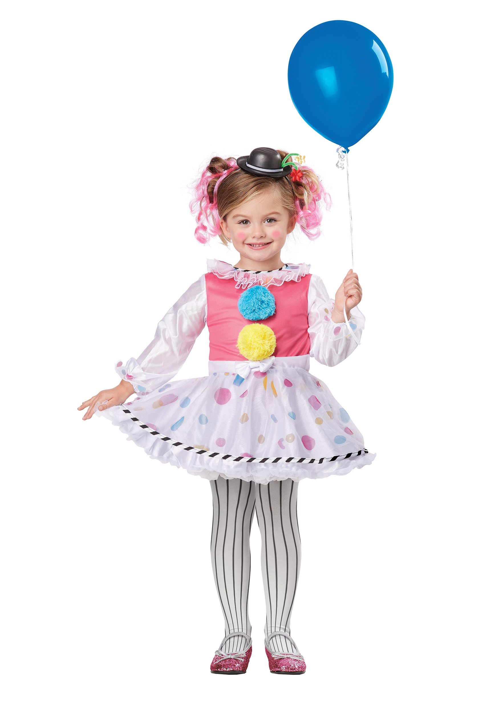 does not apply - Girl Clown Halloween Costumes
